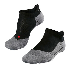Falke TK5 Invisible Trekking Socks Women black-mix